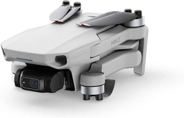 Dron DJI Mavic Mini 2 - ultraligero - portátil - 31 minutos de vuelo
