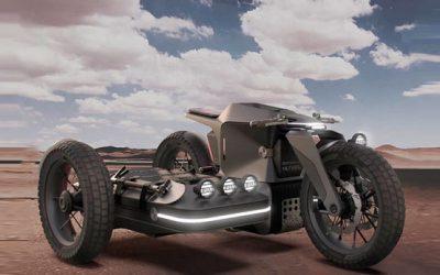 BMW Motorrad X ESMC Off-Road