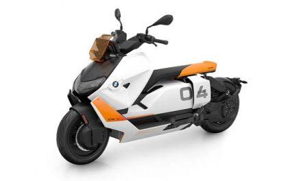 BMW CE 04 – La nueva moto eléctrica de BMW